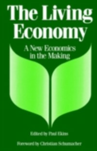 Ebook in inglese Living Economy -, -
