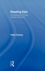 Ebook in inglese Reading Epic Toohey, Peter