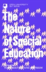 Ebook in inglese Nature of Special Education -, -
