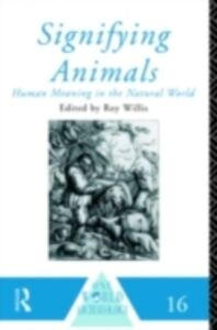 Ebook in inglese Signifying Animals