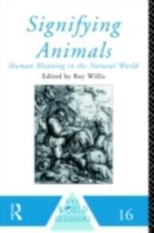Signifying Animals