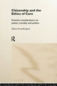 Ebook in inglese Citizenship and the Ethics of Care Sevenhuijsen, Selma
