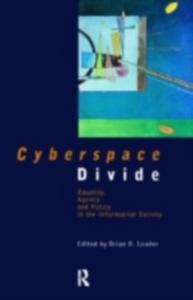 Ebook in inglese Cyberspace Divide -, -