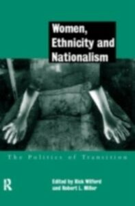 Ebook in inglese Women, Ethnicity and Nationalism -, -