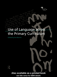Ebook in inglese Use of Language Across the Primary Curriculum