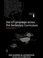 Use of Language Across the Secondary Curriculum