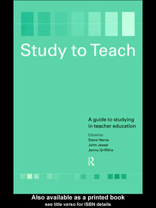 Ebook in inglese Study to Teach
