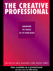 Ebook in inglese The Creative Professional