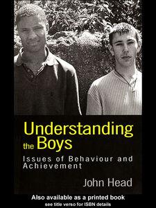Foto Cover di Understanding the Boys, Ebook inglese di John Head, edito da
