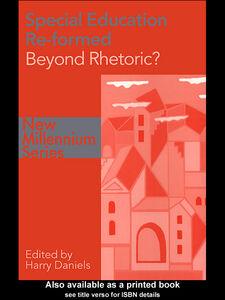 Foto Cover di Special Education Reformed, Ebook inglese di Harry Daniels, edito da