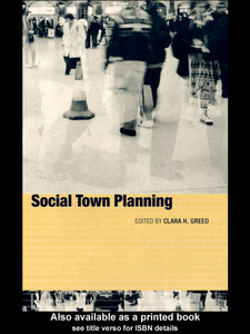 Ebook in inglese Social Town Planning