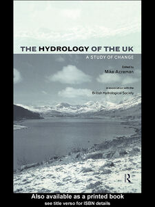 Foto Cover di The Hydrology of the UK, Ebook inglese di Mike Acreman, edito da