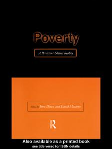 Ebook in inglese Poverty