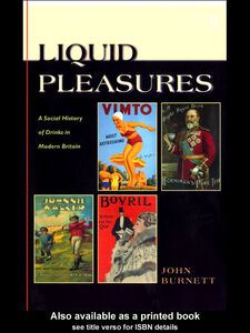 Foto Cover di Liquid Pleasures, Ebook inglese di John Burnett, edito da