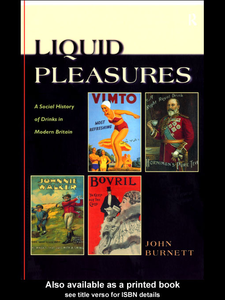 Ebook in inglese Liquid Pleasures Burnett, John