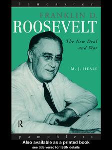 Foto Cover di Franklin D. Roosevelt, Ebook inglese di Michael Heale, edito da