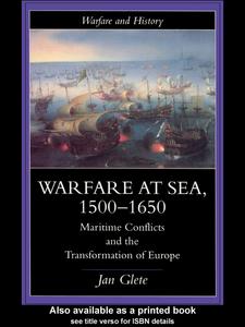 Ebook in inglese Warfare at Sea, 1500-1650 Glete, Jan