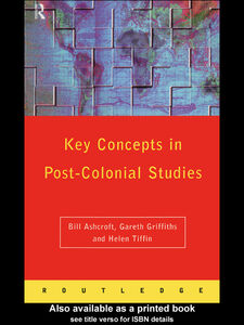 Ebook in inglese Postcolonial Studies Ashcroft, Bill , Griffiths, Gareth , Tiffin, Helen