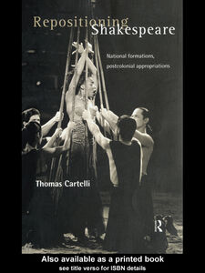 Ebook in inglese Repositioning Shakespeare Cartelli, Thomas