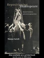 Repositioning Shakespeare
