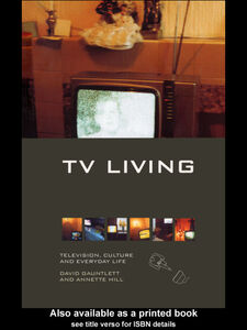 Ebook in inglese TV Living Gauntlett, David , Hill, Annette