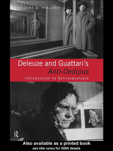 Ebook in inglese Deleuze and Guattari's Anti-Oedipus Holland, Eugene W.