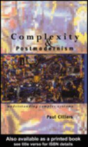 Foto Cover di Complexity and Postmodernism, Ebook inglese di Paul Cilliers, edito da