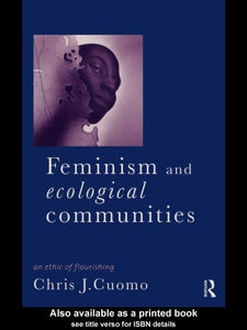 Ebook in inglese Feminism and Ecological Communities Cuomo, Chris J.
