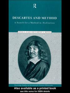 Ebook in inglese Descartes and Method Bonnen, Clarence A. , Flage, Daniel E.