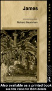 Ebook in inglese James Bauckham, Richard