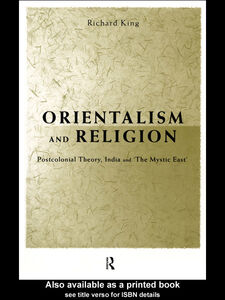 Foto Cover di Orientalism and Religion, Ebook inglese di Richard King, edito da