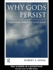 Ebook in inglese Why Gods Persist Hinde, Robert A.