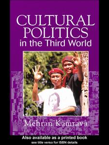 Ebook in inglese Cultural Politics of the Third World Kamrava, Mehran