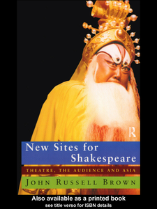 Ebook in inglese New Sites For Shakespeare Brown, John Russell