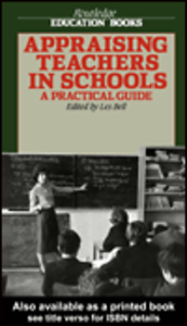 Ebook in inglese Appraising Teachers in Schools