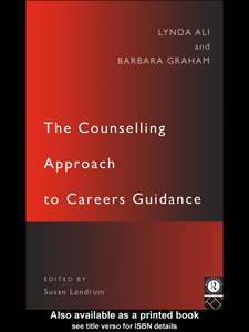 Ebook in inglese The Counselling Approach to Careers Guidance Ali, Lynda , Graham, Barbara