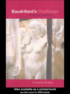 Ebook in inglese Baudrillard's Challenge Grace, Victoria