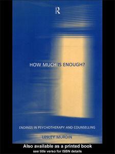 Foto Cover di How Much Is Enough?, Ebook inglese di Lesley Murdin, edito da