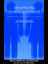 The Effective School Governor