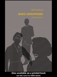 Ebook in inglese Basic Groupwork Douglas, Tom