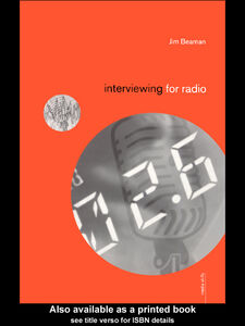 Ebook in inglese Interviewing for Radio Beaman, Jim