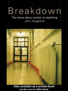 Foto Cover di Breakdown, Ebook inglese di John Cosgrove, edito da
