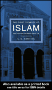 Ebook in inglese The First Dynasty of Islam Hawting, G. R