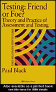Ebook in inglese Testing Black, Paul