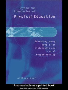 Ebook in inglese Beyond the Boundaries of Physical Education Laker, Anthony