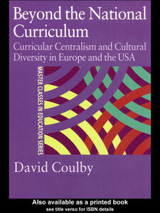 Ebook in inglese Beyond the National Curriculum Coulby, David