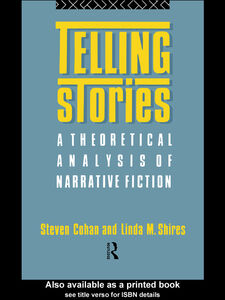 Ebook in inglese Telling Stories Cohan, Steven , Shires, Linda M.