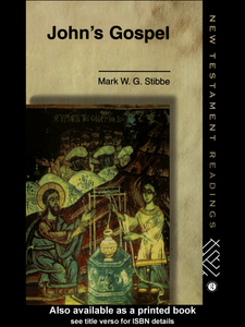 Ebook in inglese John's Gospel Stibbe, Mark W.G.