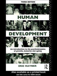 Ebook in inglese Human Development Rayner, Eric