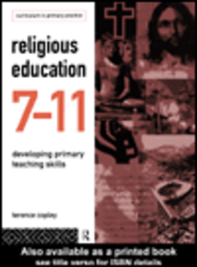 Ebook in inglese Religious Education 7-11 Copley, Terence